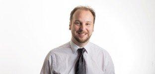 Portrait photo of Mark Mason, Director of Grumitt Wade Chartered Surveyors