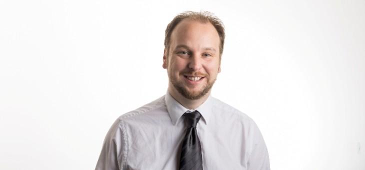 Portrait photo of Mark Mason, Director of Grumitt Wade Mason Chartered Surveyors