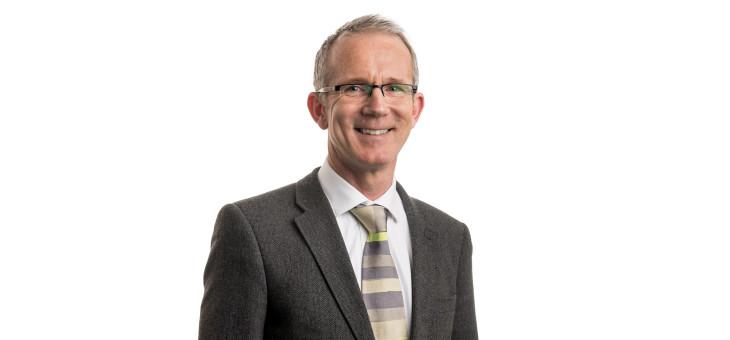 Portrait photo of John Wade
