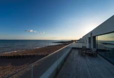 Western Esplanade seafront properties in Hove